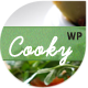 Cooky Restaurant Responsive WordPress Theme - ThemeForest Item for Sale