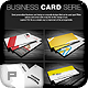 Business card bundle 2 - GraphicRiver Item for Sale
