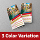 Tourism Tri-Fold Brochure | Volume 2 - GraphicRiver Item for Sale