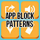 App Block Pattern - GraphicRiver Item for Sale