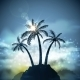 Three Palm Trees - GraphicRiver Item for Sale
