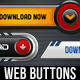 Web Buttons Col-6 - GraphicRiver Item for Sale