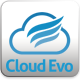Evolution Cloud Logo Template - GraphicRiver Item for Sale