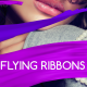Flying Ribbons - VideoHive Item for Sale