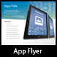Promotion App Flyer with Tablet Mock-ups - GraphicRiver Item for Sale