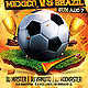 Soccer Flyer Template - GraphicRiver Item for Sale