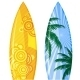 Surfboards - GraphicRiver Item for Sale