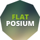 Flatposium - Responsive Event Landing Page - ThemeForest Item for Sale