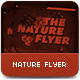 The Nature Flyer - GraphicRiver Item for Sale