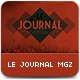 Le Journal MGZ - GraphicRiver Item for Sale