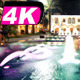 Colorful Water Fountain, 4K Time Lapse - VideoHive Item for Sale