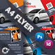 Automobile Repair Flyer Template - GraphicRiver Item for Sale