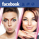 Beauty Salon Facebook Timeline Cover - GraphicRiver Item for Sale