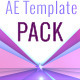 Clean and simple solid slide Template pack - VideoHive Item for Sale