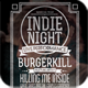 Indie Typography Flyer/Poster Vol.2 - GraphicRiver Item for Sale