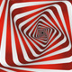 Retro Red Zebra Swirl  - VideoHive Item for Sale