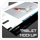 Tablet Mockup - GraphicRiver Item for Sale