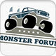 Monster Truck Logo - GraphicRiver Item for Sale