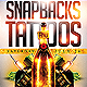 Snapbacks and Tattoos Flyer Template - GraphicRiver Item for Sale