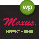 Maxus- A Simple & Clean WordPress Theme  - ThemeForest Item for Sale