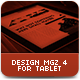 Design MGZ 4 For Tablet - GraphicRiver Item for Sale