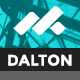 Dalton | Premium Adobe Muse Template  - ThemeForest Item for Sale