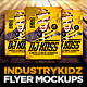 Flyer Mock-Ups  - GraphicRiver Item for Sale
