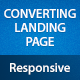 Converting Landing Page - ThemeForest Item for Sale