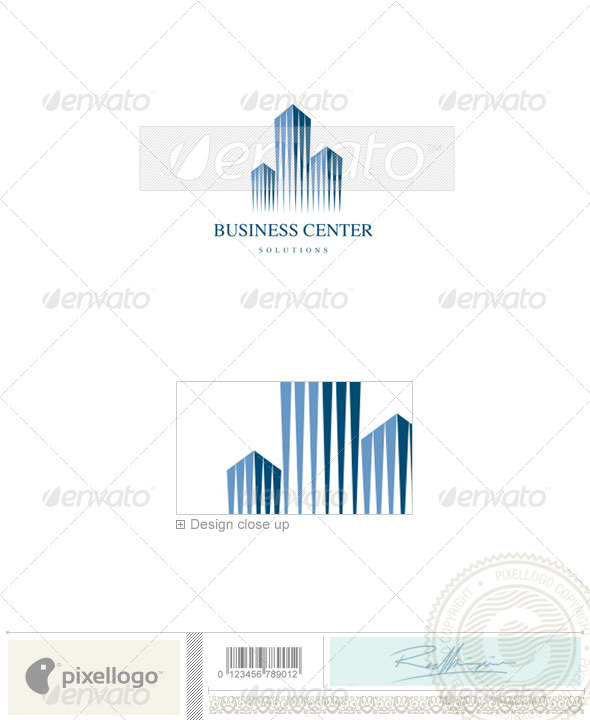 GraphicRiver Home & Office Logo 793 524483