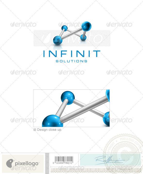 GraphicRiver Medical Logo 3D-723 524509