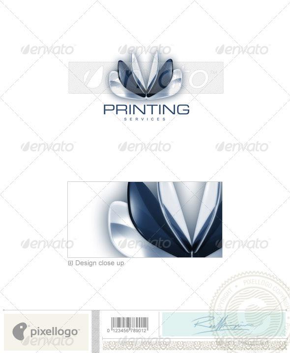 GraphicRiver Print & Design Logo 3D-87 524540