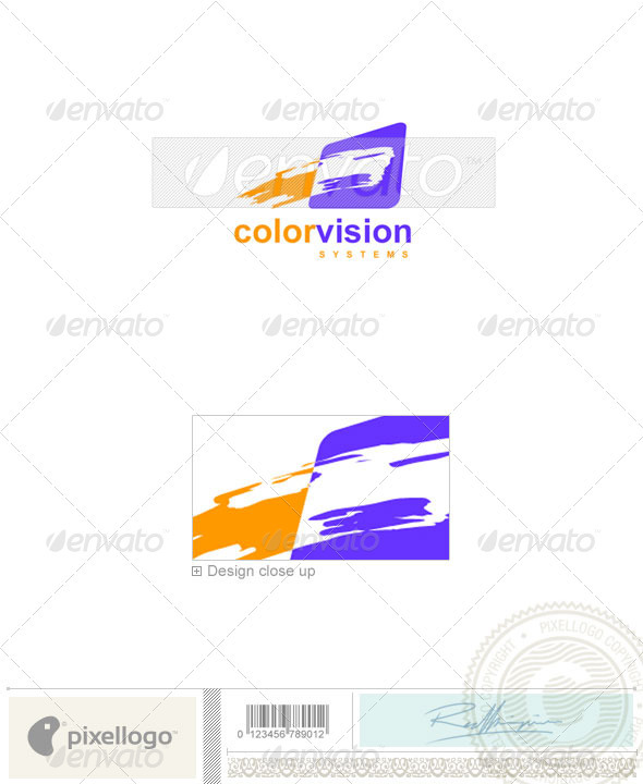 GraphicRiver Print & Design Logo 708 524552