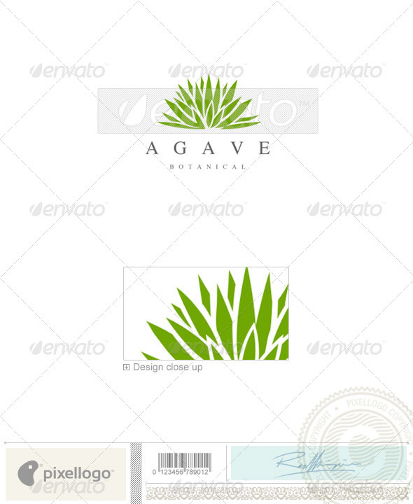 GraphicRiver Nature & Animals Logo 862 524561