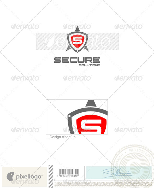GraphicRiver Business & Finance Logo 802 524619