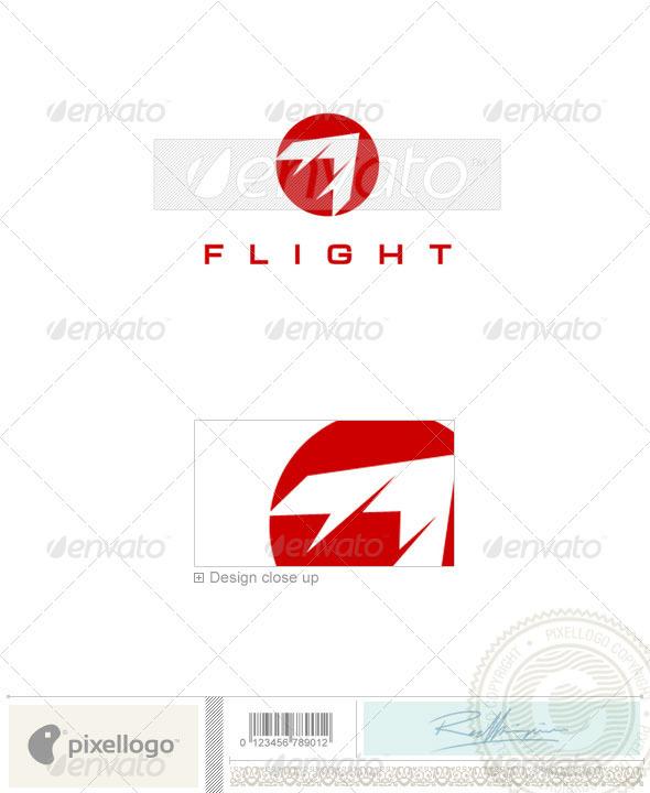 GraphicRiver Transport Logo 836 524696