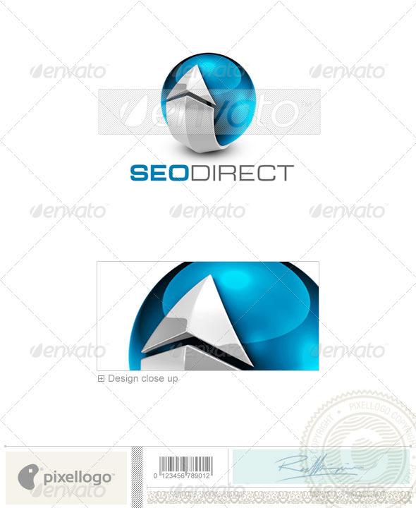 GraphicRiver Internet Logo 3D-719 524772