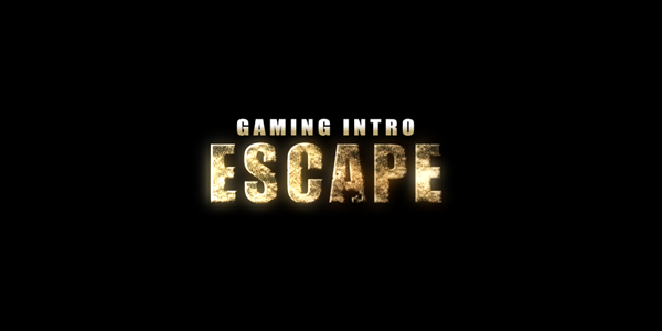 After Effects Project - VideoHive Gaming Intro Escape 526001