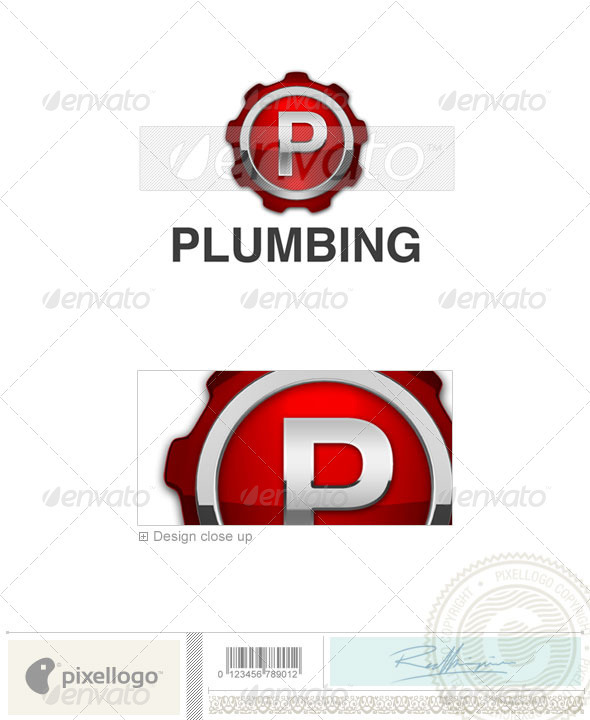 GraphicRiver Mechanic Logo 3D-698 526522