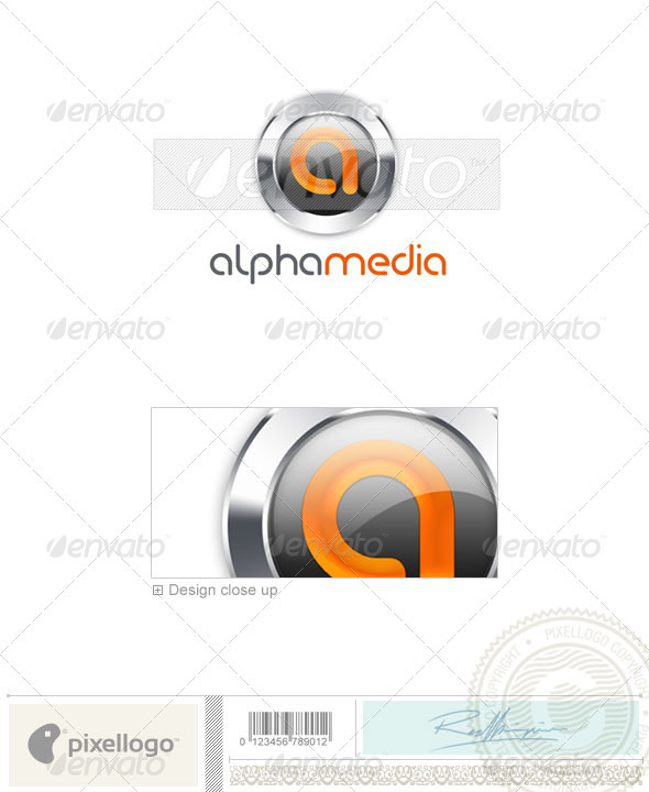 GraphicRiver Activities & Leisure Logo 3D-58 526555