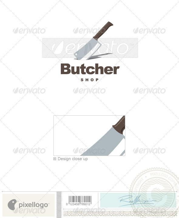 GraphicRiver Restaurant Logo 2291 526622