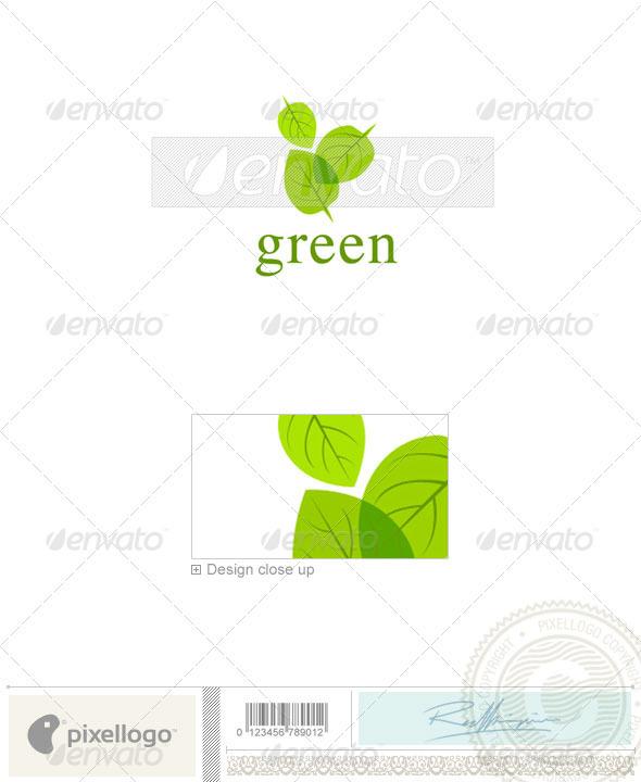 GraphicRiver Nature & Animals Logo 925 526623