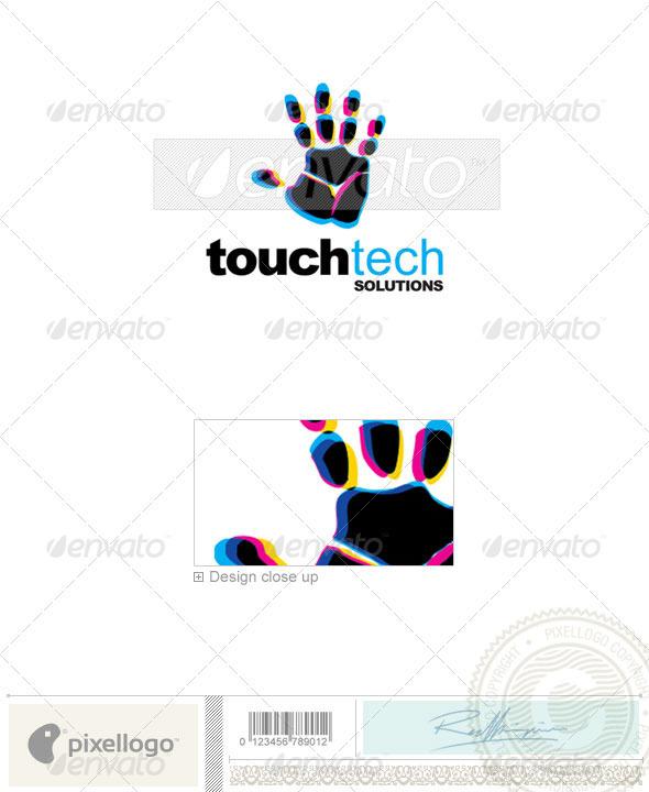 GraphicRiver Hand Logo 2302 526662