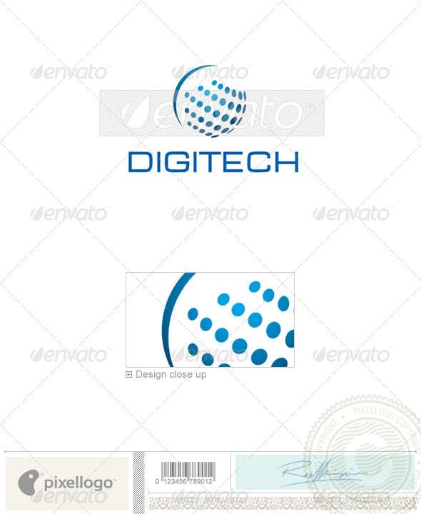 GraphicRiver Communications Logo 1777 526671