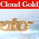 Sky Cinematic Gold Logo  - VideoHive Item for Sale