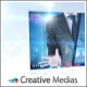 Silver Squares - VideoHive Item for Sale