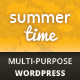 Summertime - Responsive, Multi-Purpose Theme - ThemeForest Item for Sale