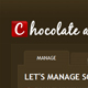 Chocolate Admin - ThemeForest Item for Sale