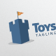 Toys Castle Logo Template - GraphicRiver Item for Sale