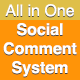 All in One Social Comment System - CodeCanyon Item for Sale