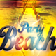 Amazing Beach Party Flyer - GraphicRiver Item for Sale